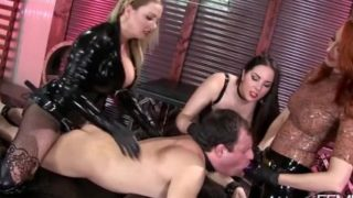 Alexandra Snow, Kendra James, Lexi Sindel – Female Dominance All-starlet